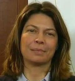 La ex consejera de Educación de la Comunidad de Madrid, con Esperanza Aguirre, la popular Lucía Figar