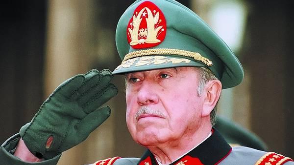 El asesino Augusto Pinochet