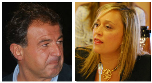 Javier Guerra e Elena Muñoz/ vigoalminuto.com