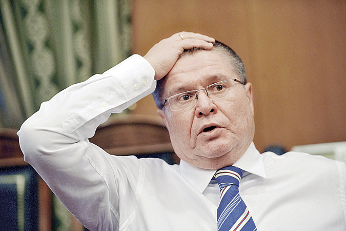 Alexéi Uliukaev, el ministro 'cazado' in fraganti