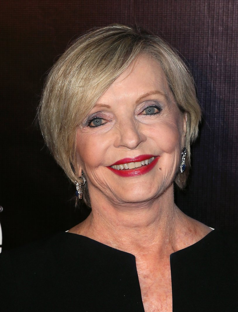 """WEST HOLLYWOOD, CA - APRIL 21:  Actress Florence Henderson attends the 10th anniversary of ABC's """"Dancing with the Stars"""" at Greystone Manor on April 21, 2015 in West Hollywood, California.  (Photo by David Livingston/Getty Images)"""