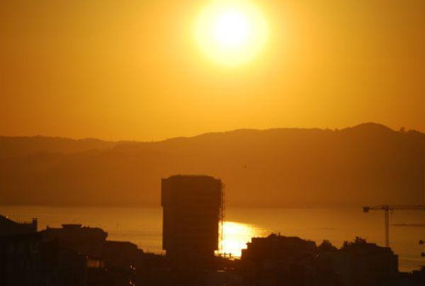 Sol en Vigo