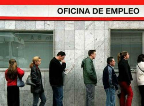 El n mero de personas anotadas en las oficinas de empleo baja en tras firmarse 1 7 - Oficinas de trabajo temporal ...