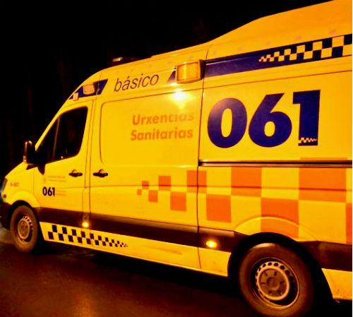 Un hombre muere en Forcarei al volcar el vehículo que manejaba
