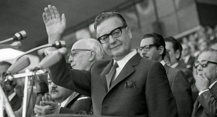 46 años sin el presidente Allende - Vigo al minuto