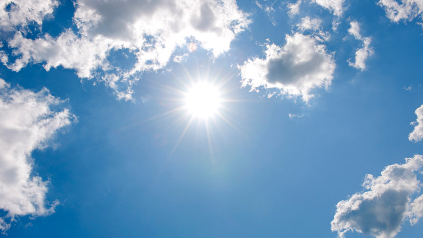 O mércores volve o sol a Vigo