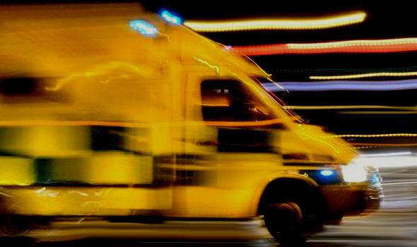 Tres heridos en un accidente de tráfico en Redondela