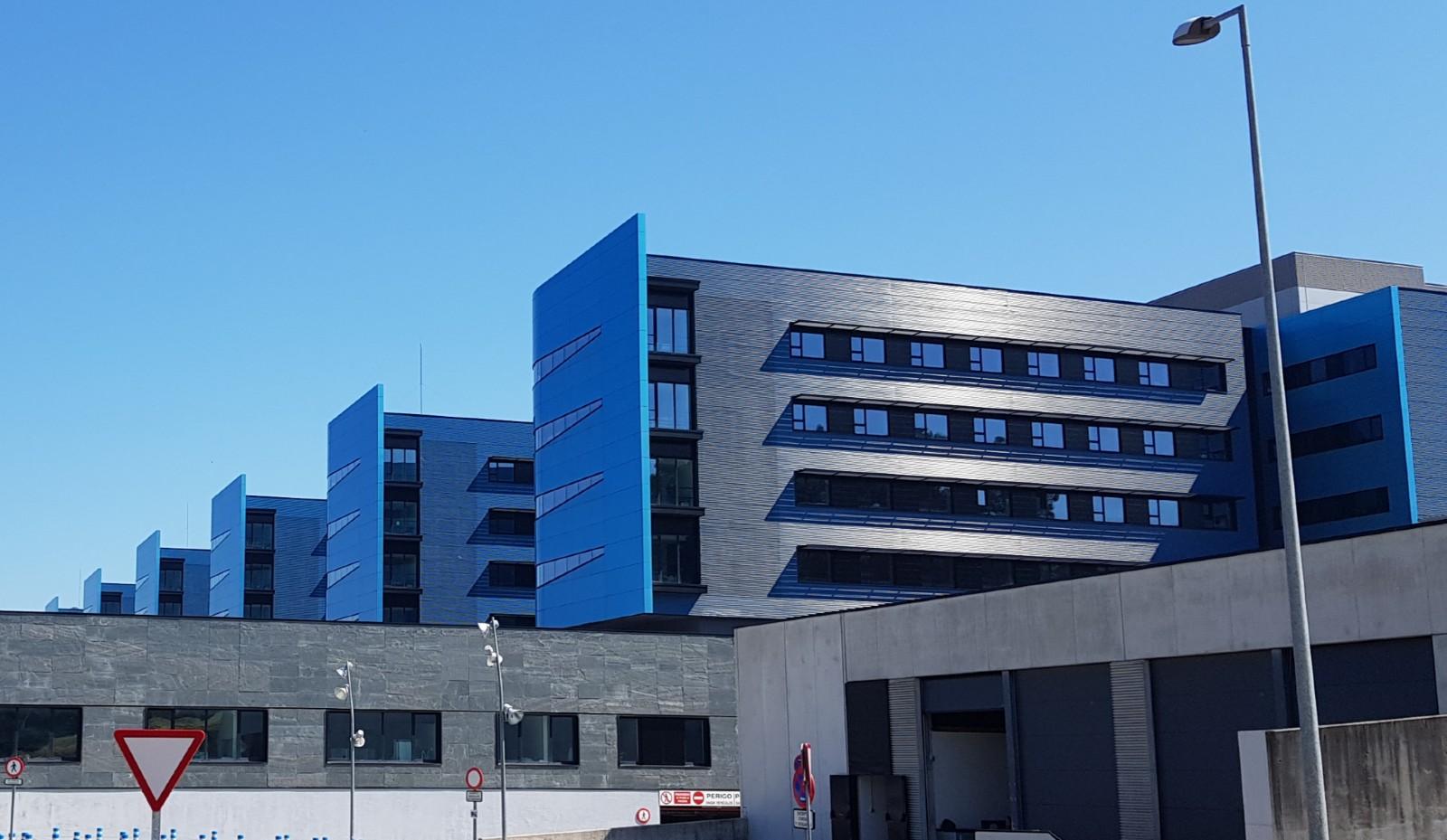 Hospital Cunqueiro Vigo