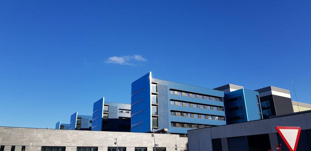 HOspital Álvaro Cunqueiro en Vigo