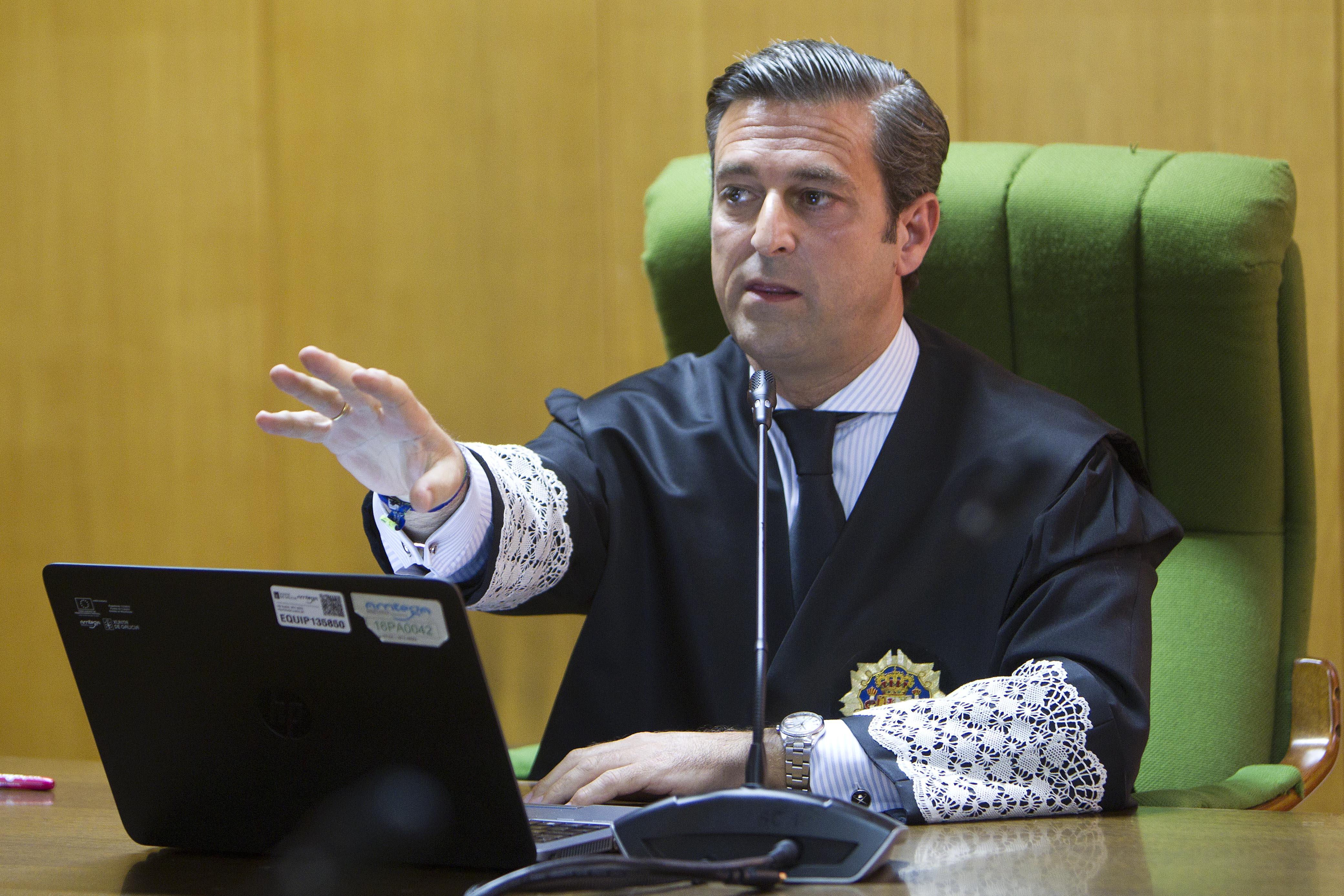 Primer juicio telemático de Galicia