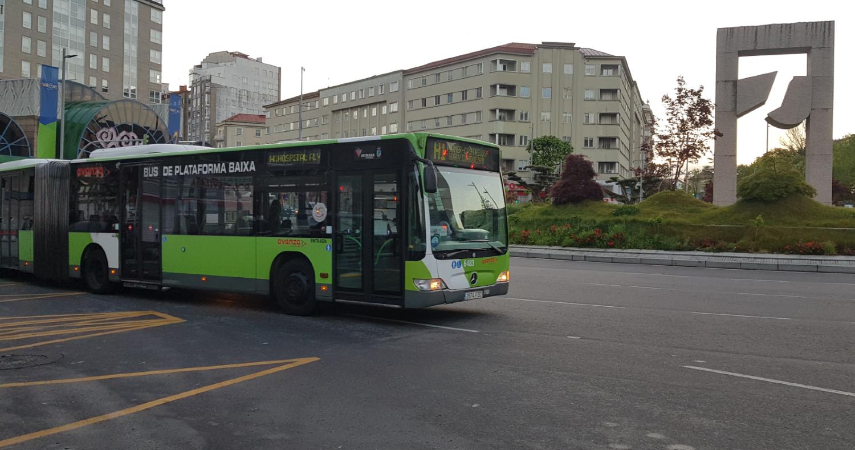 Bus urbano de Vigo
