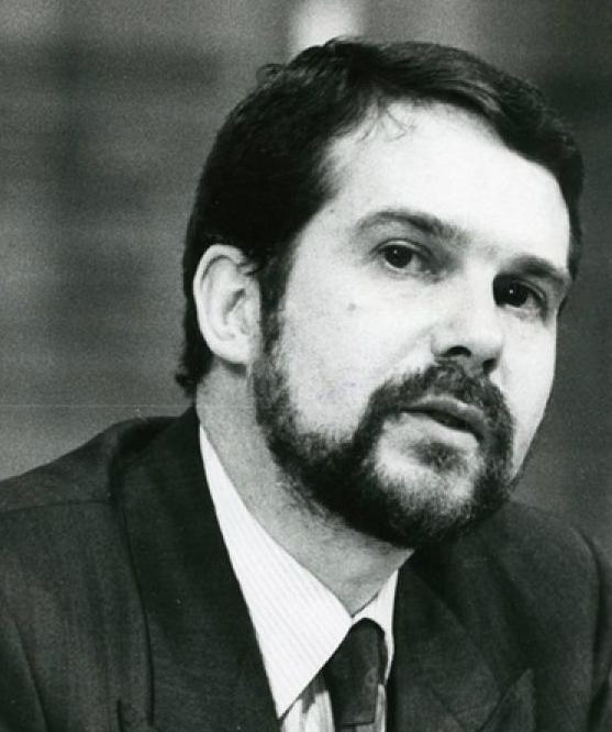 Abel Caballero cuando era ministro de Transportes