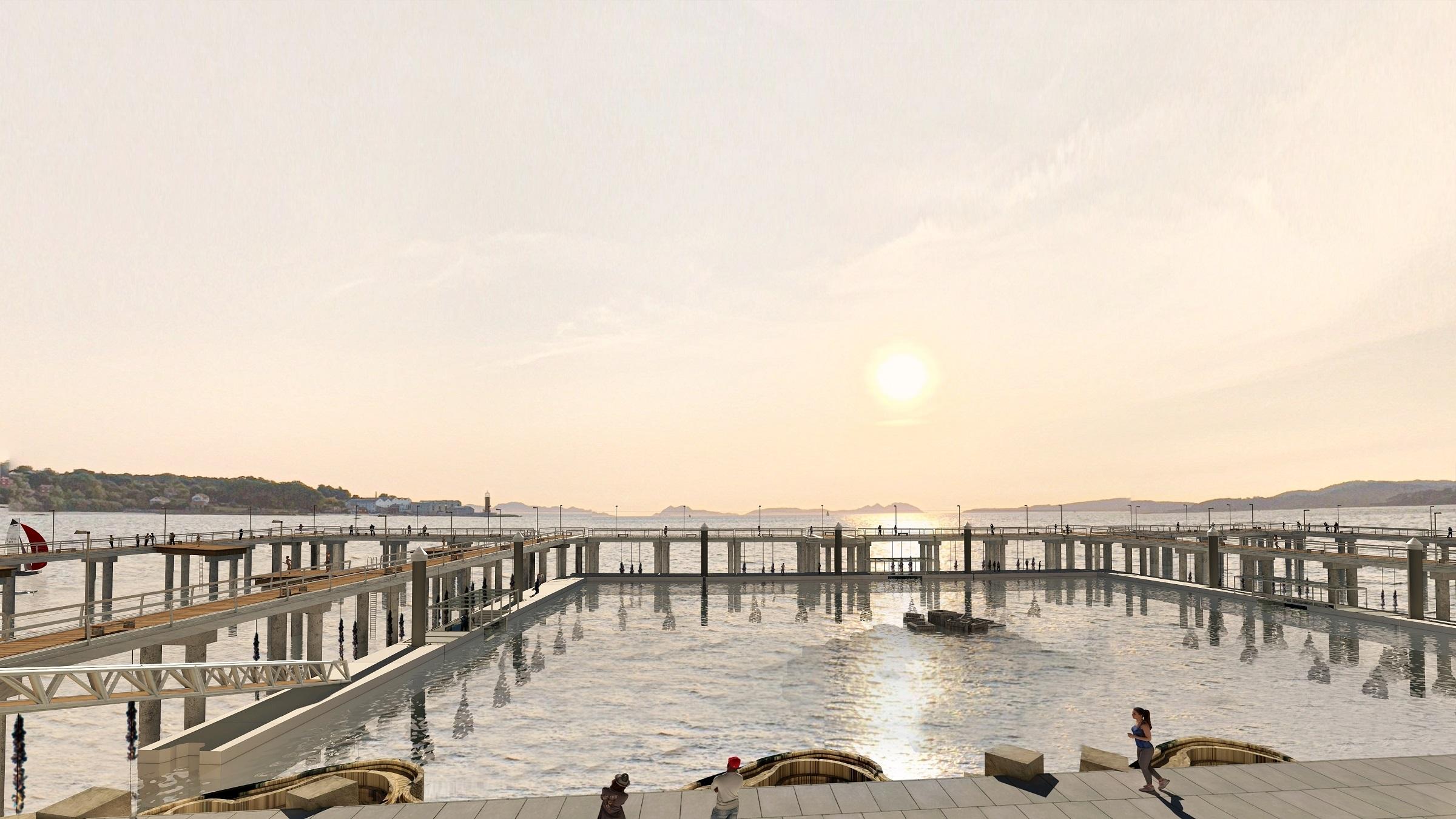 Nuevos pantalanes Puerto de Vigo