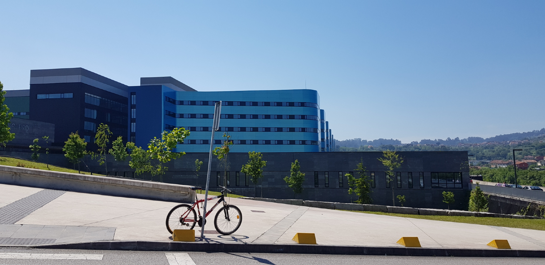 Hospital-Álvaro-Cunqueiro-en-Vigo