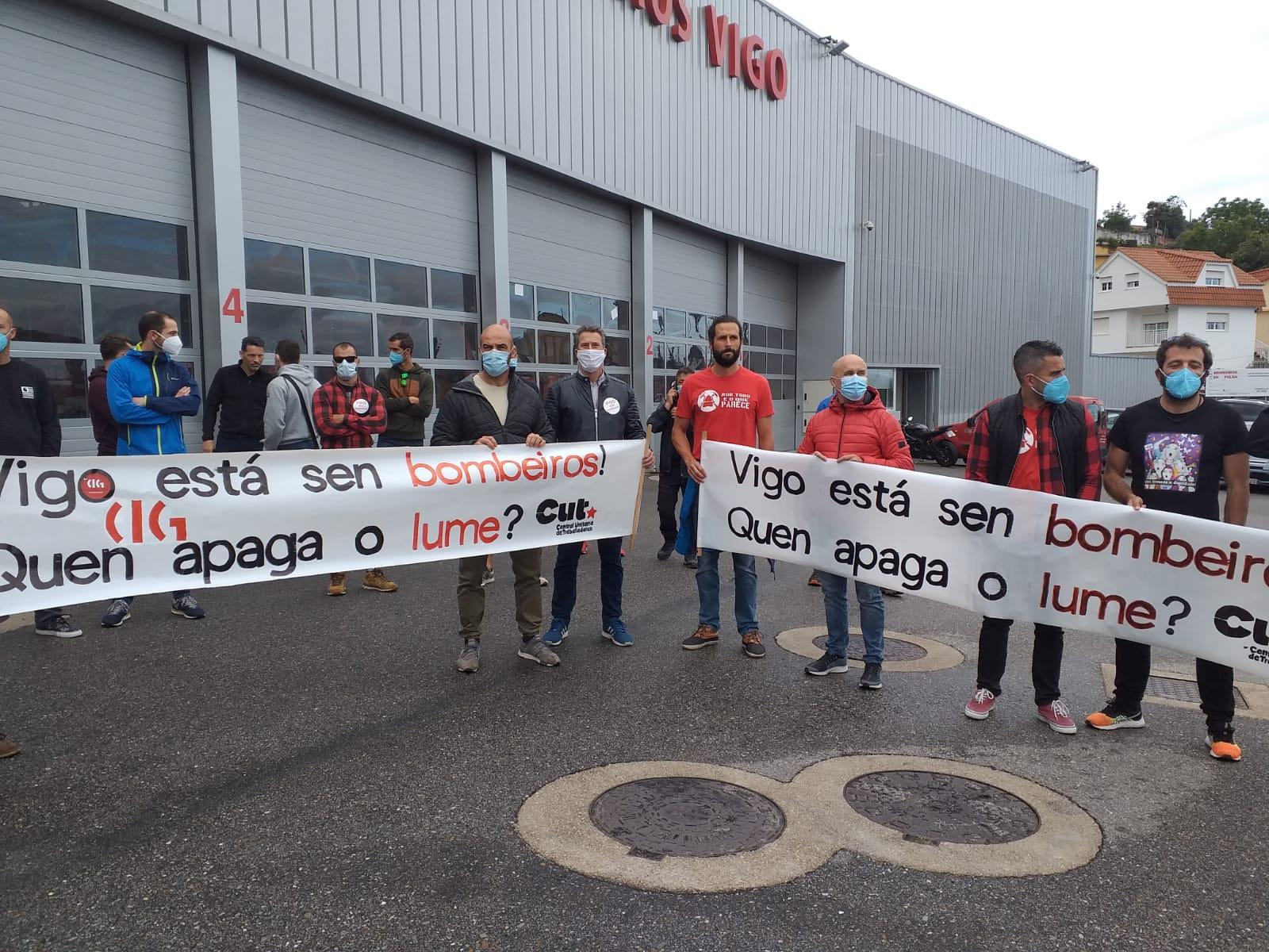 Bomberos de Vigo/Vigo sin Bomberos