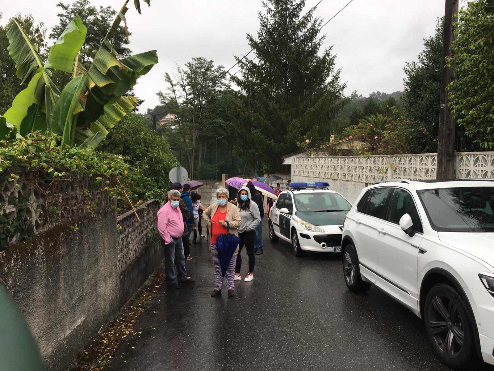 Casa 'okupada' en Mondariz Balneario