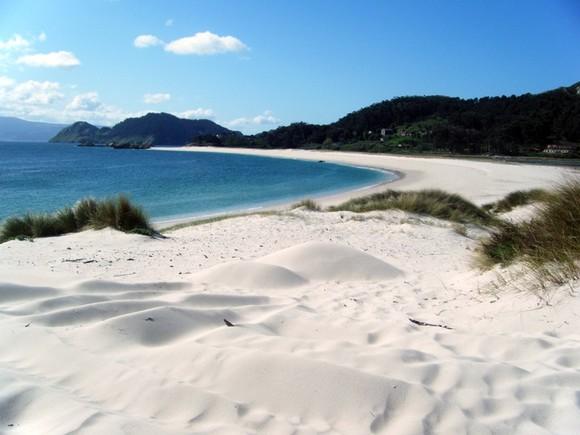 Praia das Rías Baixas