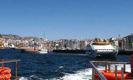 Transporte ría Vigo-Morrazo