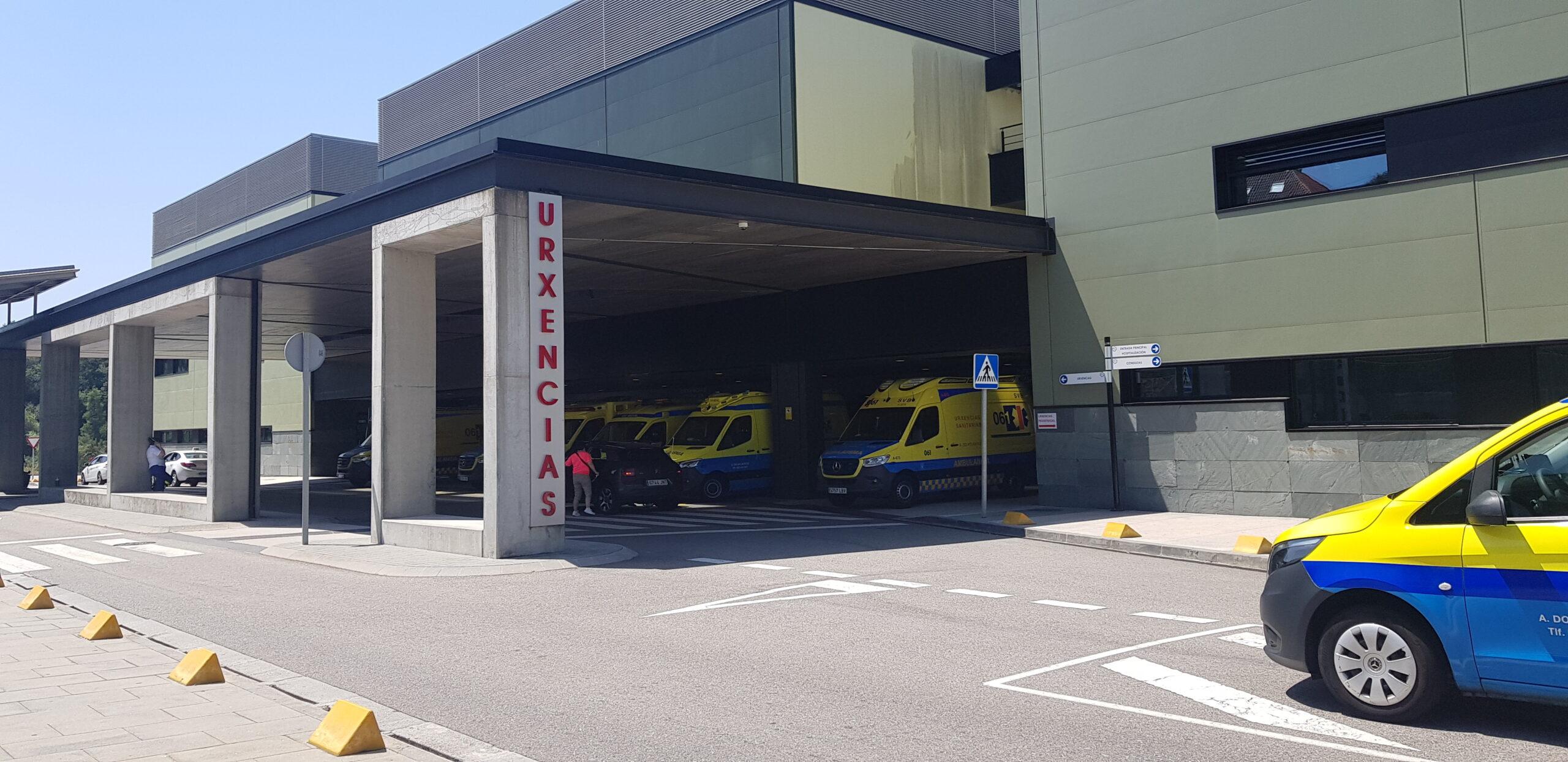 Urgencias Hospital Álvaro Cunqueiro Vigo