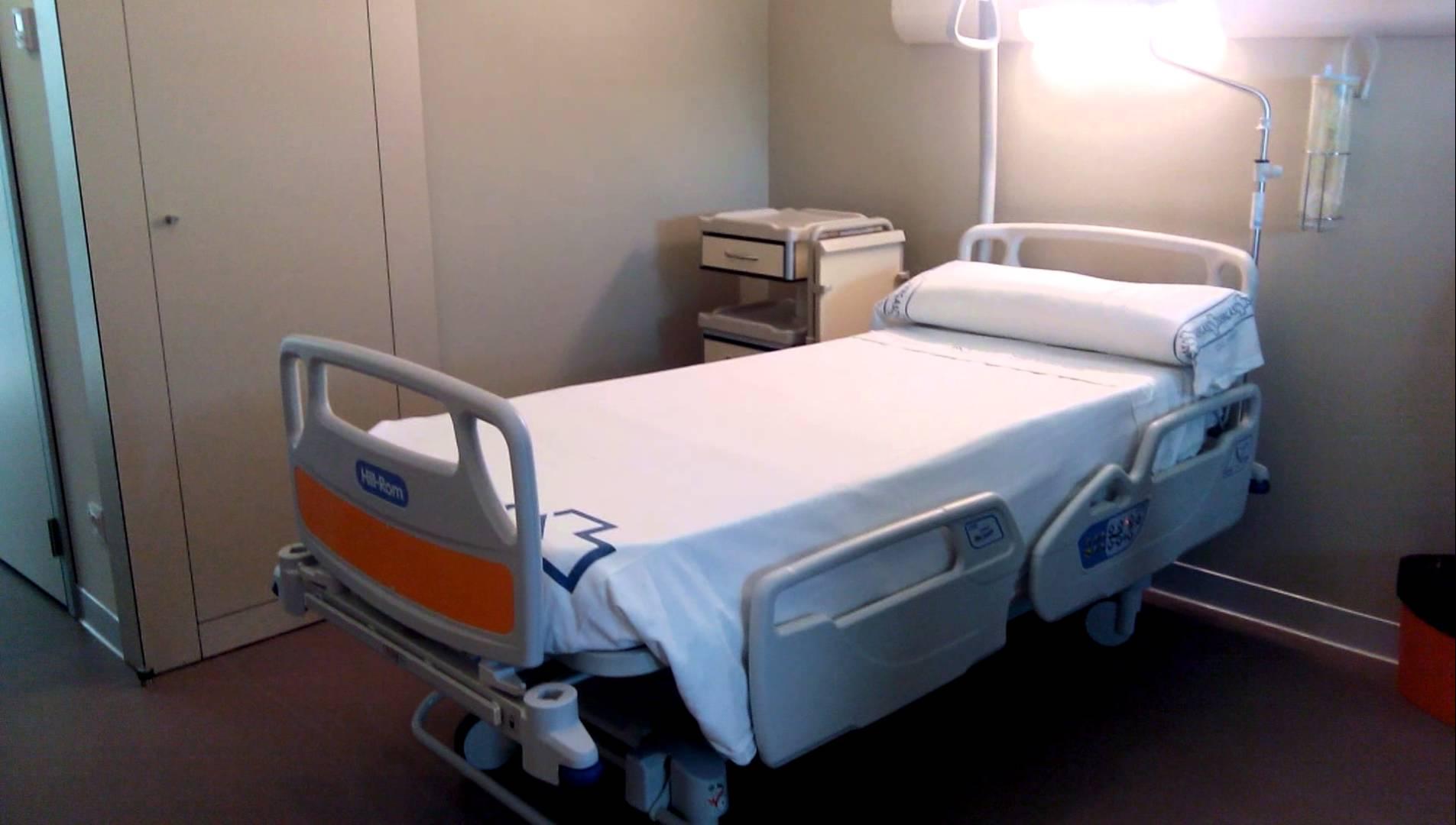 Cama Hospital Álvaro Cunqueiro Vigo