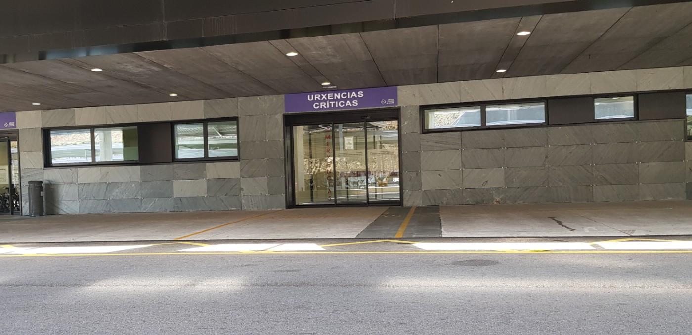 Hospital Álvaro Cunqueiro de Vigo