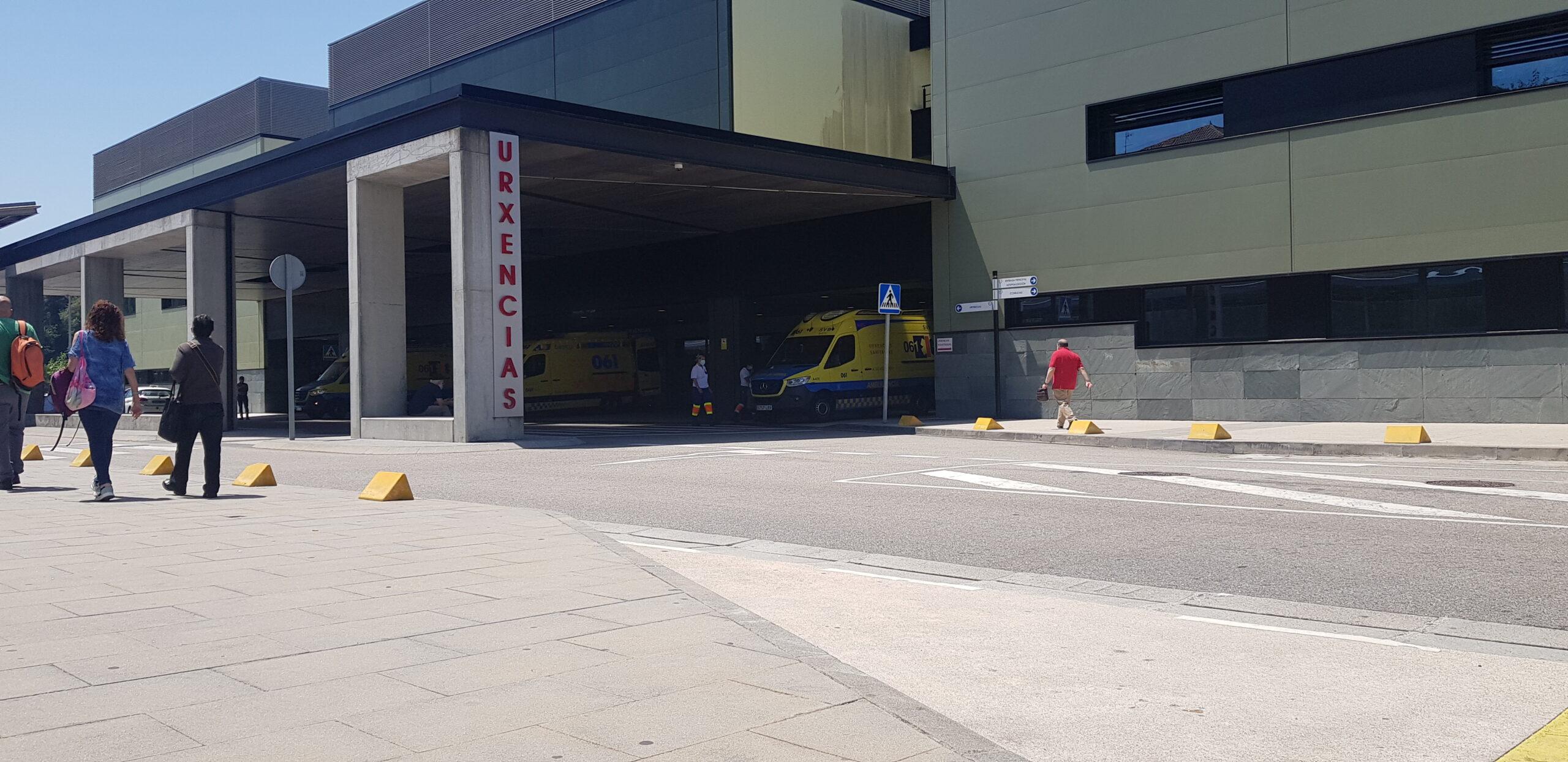 Urgencias Hospital Cunqueiro Vigo