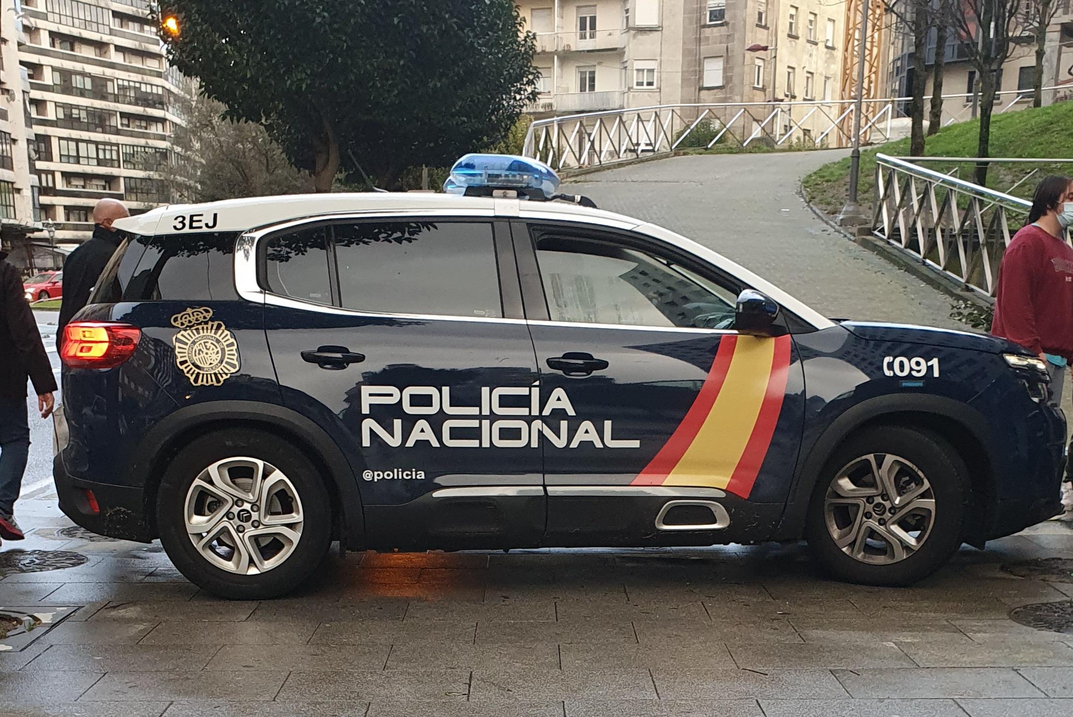 Policía Nacional/Vigoalminuto