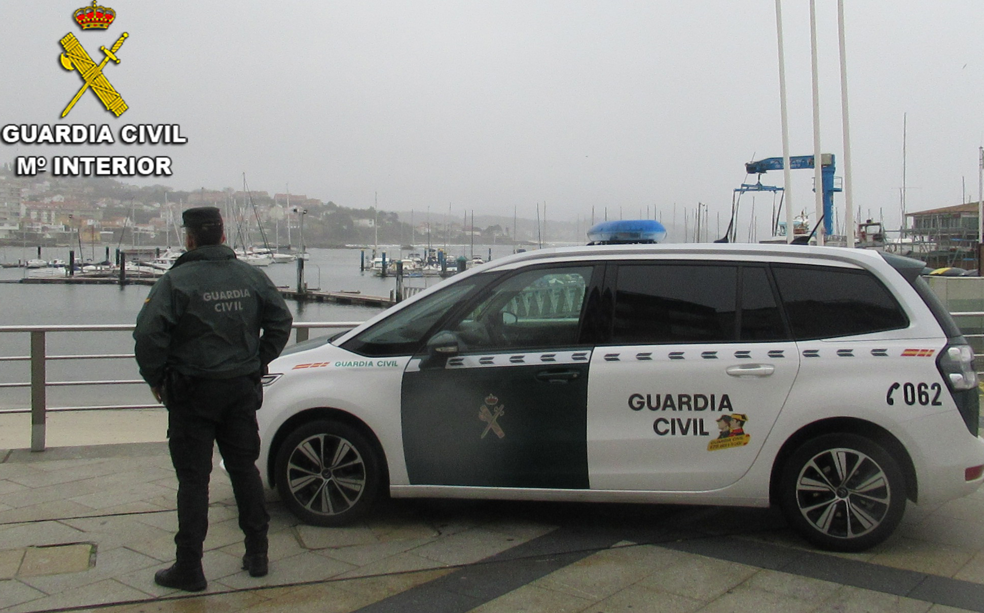 Detenido Sanxenxo/vigoalminuto.com