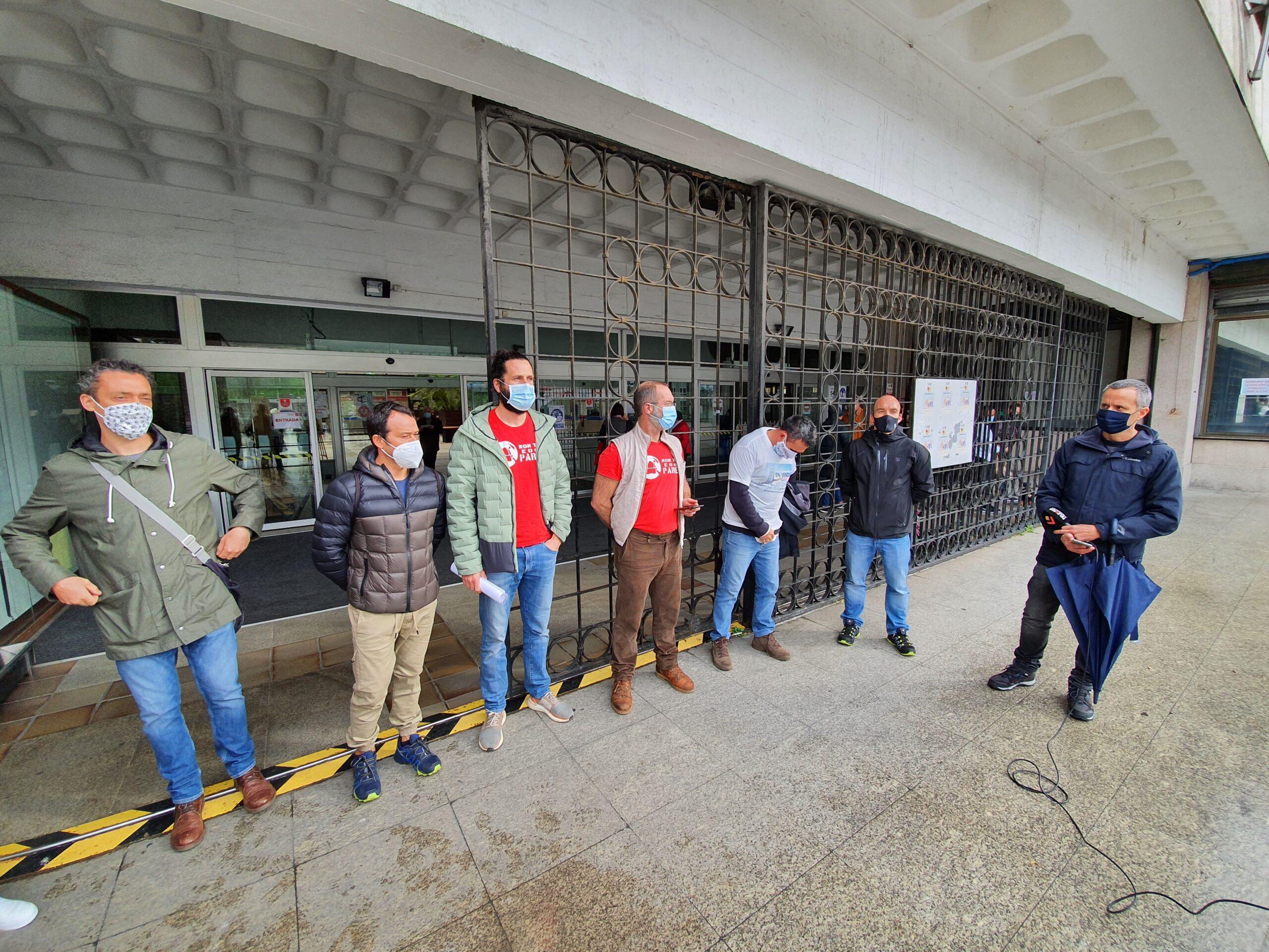 Desconvocada la huelga de Bomberos de Vigo que duraba ya año y medio