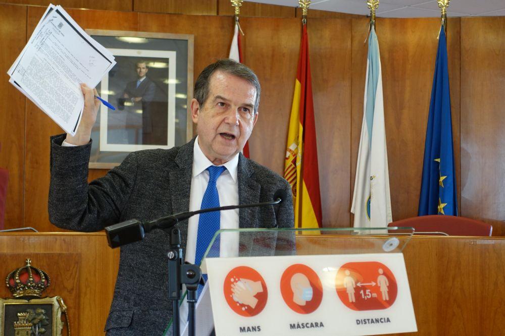 Abel Caballero acuerdo Colegio Picacho