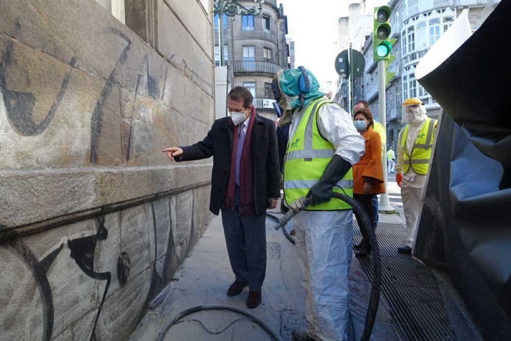Graffitis Vigo