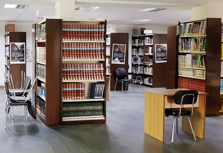 Biblioteca do Rosal