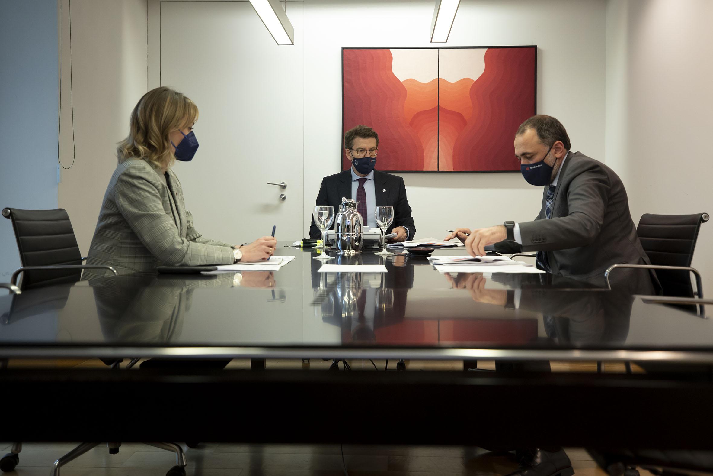 Galicia reunión Comité Científico