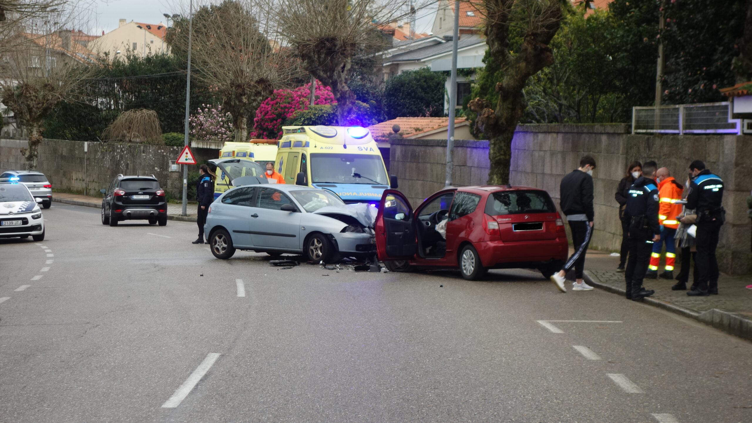 Un morto e 80 feridos nas estradas galegas a pasada fin de semana