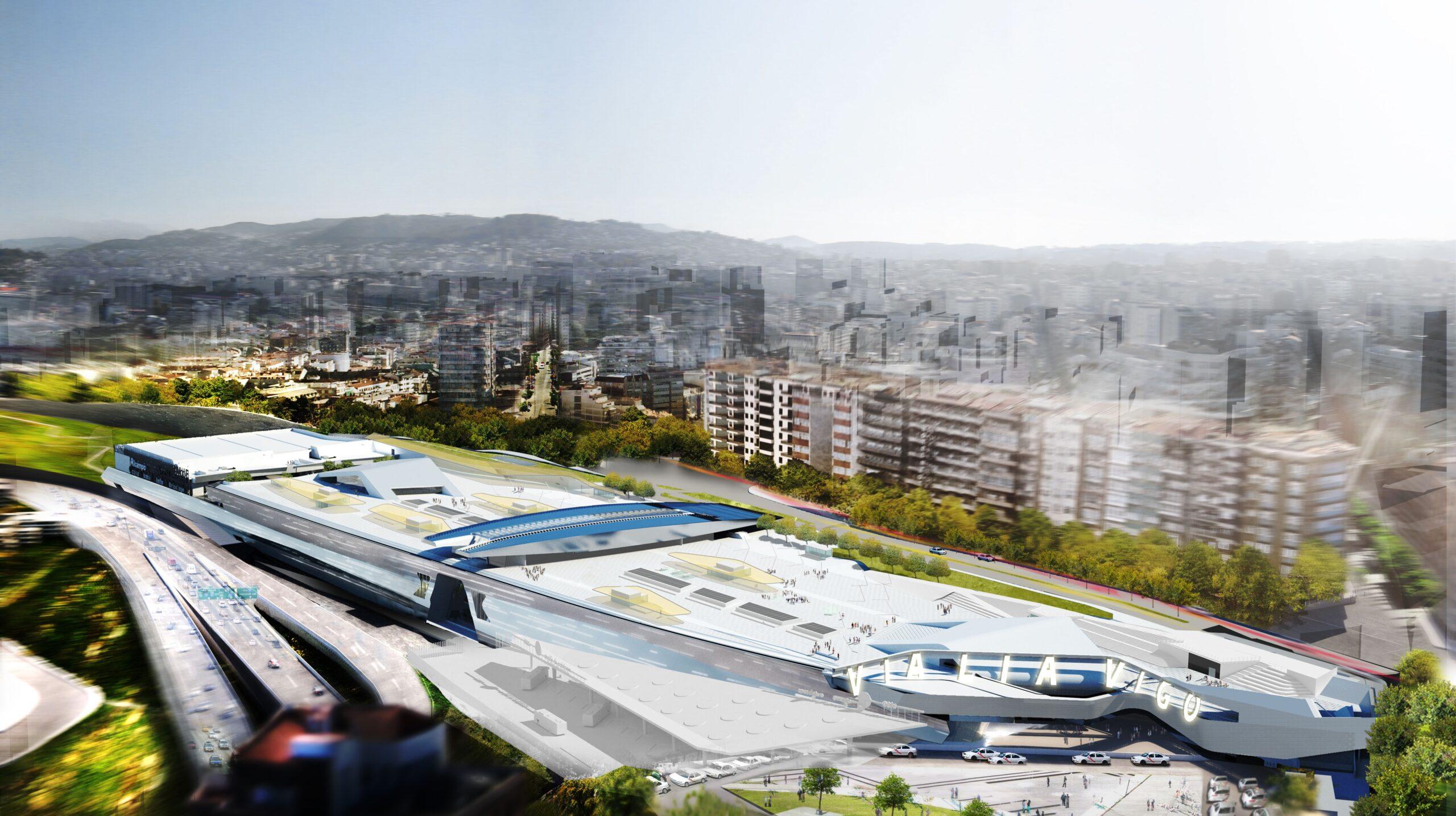 Centro Comercial Vialia Estación Vigo