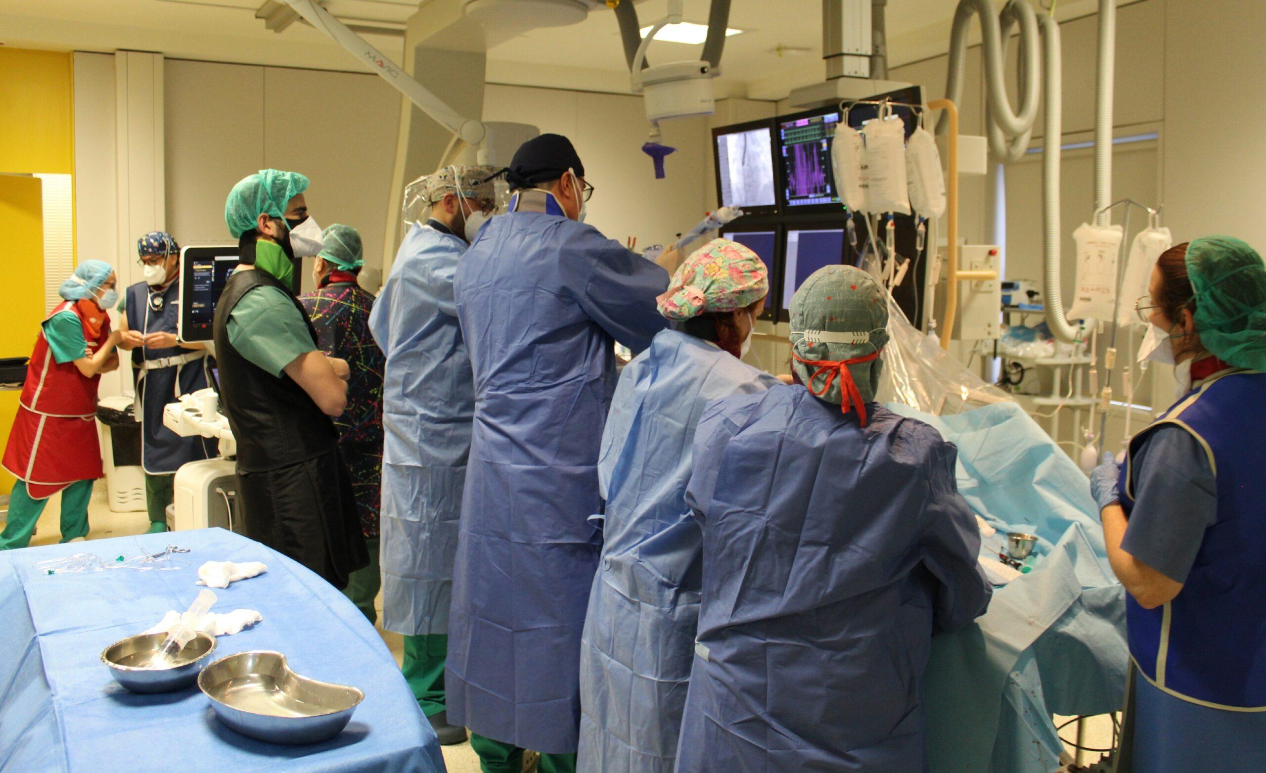 Operación de corazón Hospital Vithas Vigo