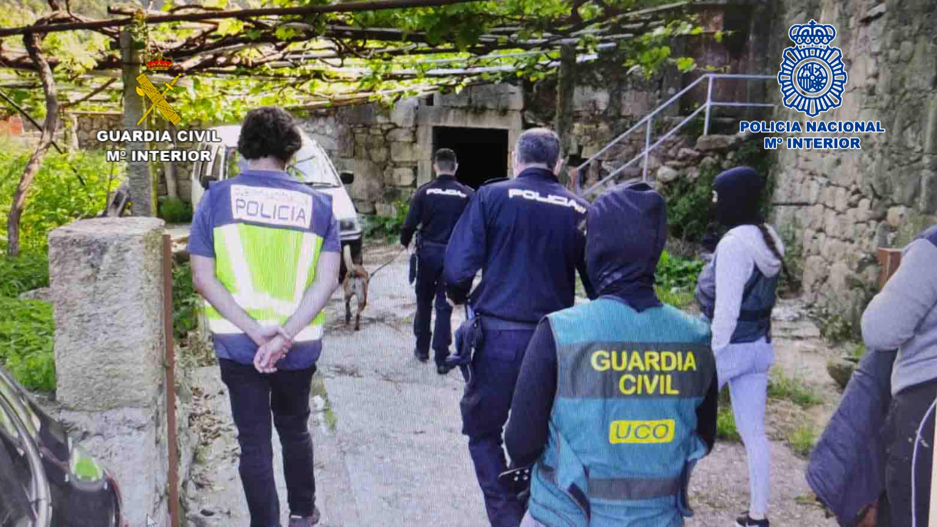 Abogado de Vigo detenido