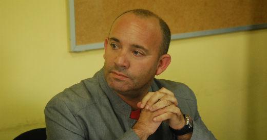 Roberto Ballesteros ex alcalde pedáneo de Bembrive