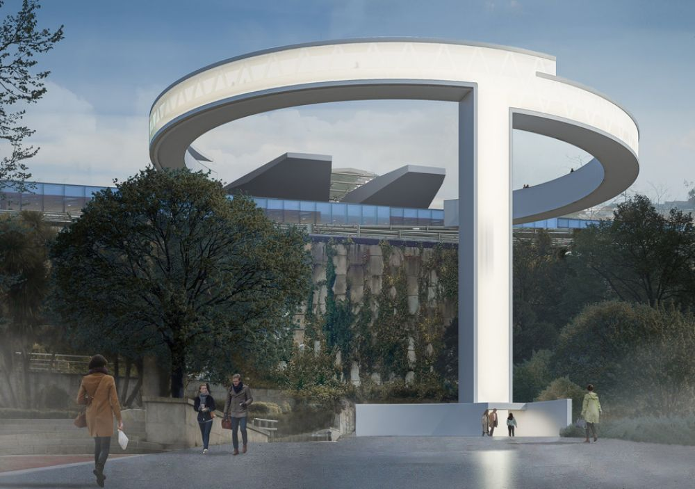 El Concello destina 415.000€ al estudio del 'ascensor espacial' de Vigo