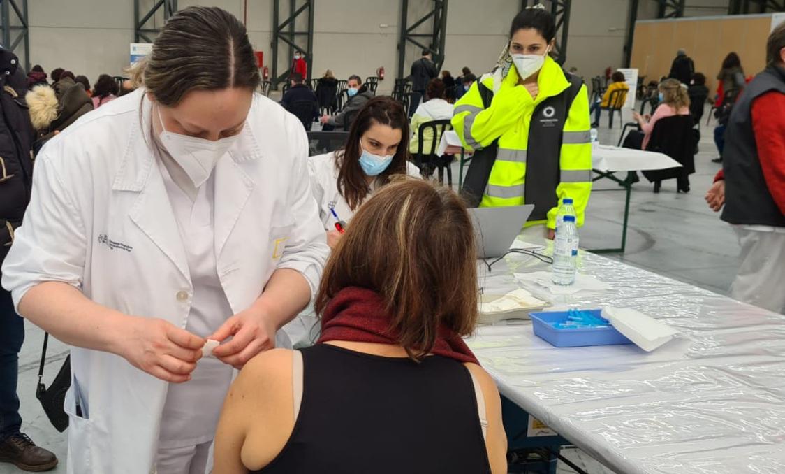 La vacunación de menores de 50 empezará el 7 de junio