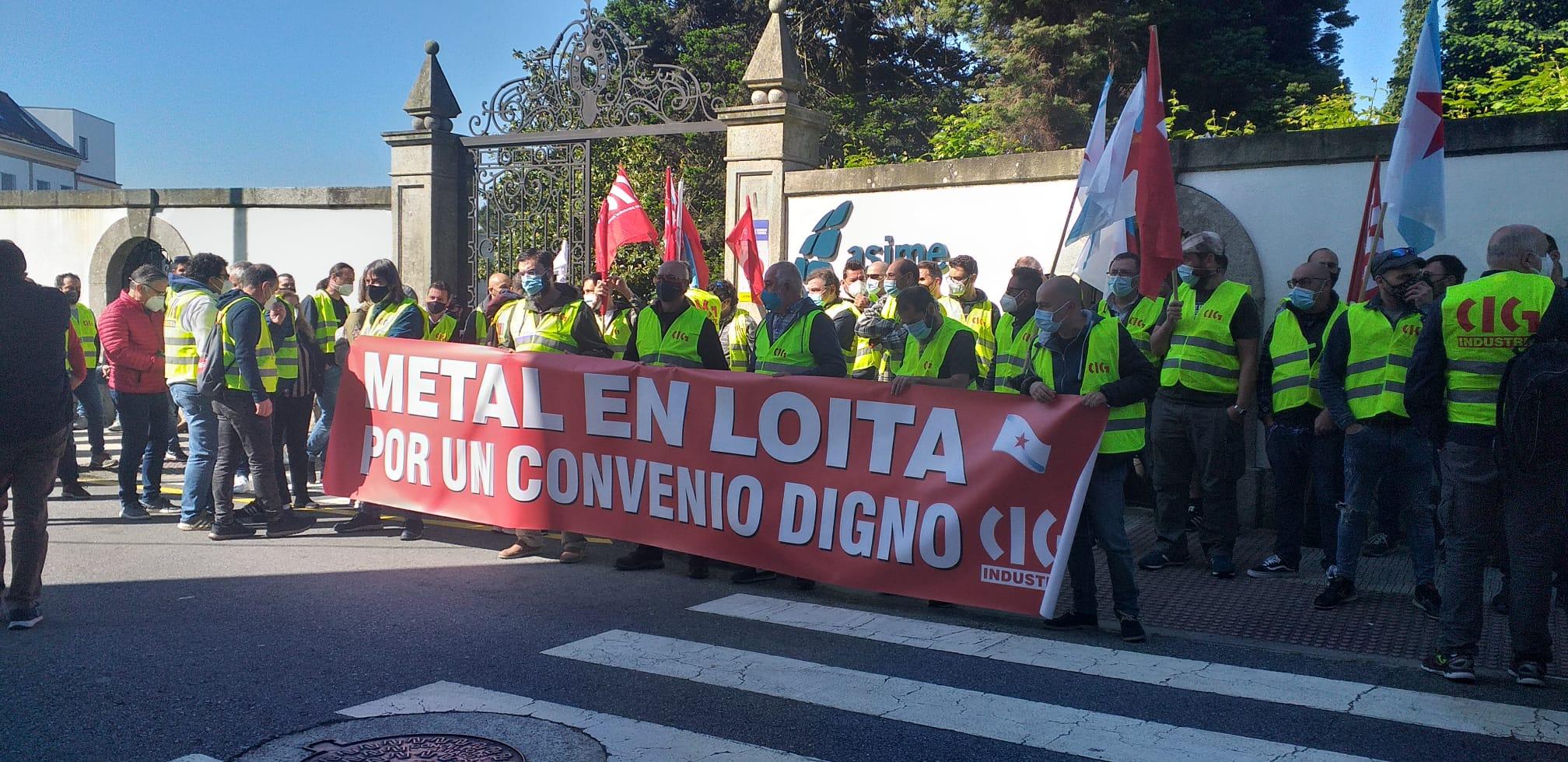Huelga Metal Vigo