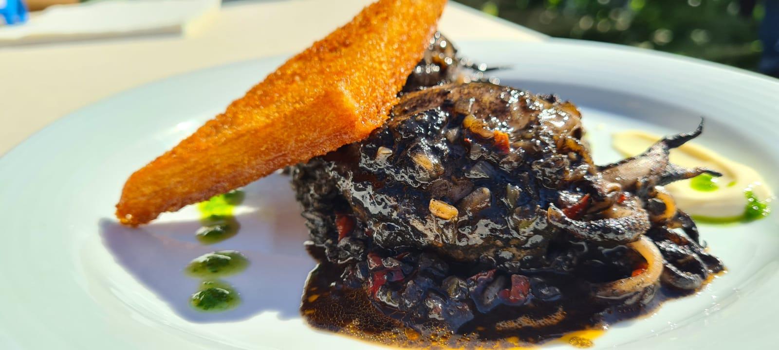 Presentación de las Jornadas Gastronómicas do Choco de Redondela