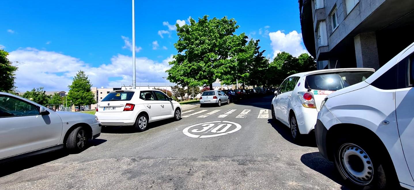 La limitación a 20 y 30 km/h en las ciudades entra en vigor este martes
