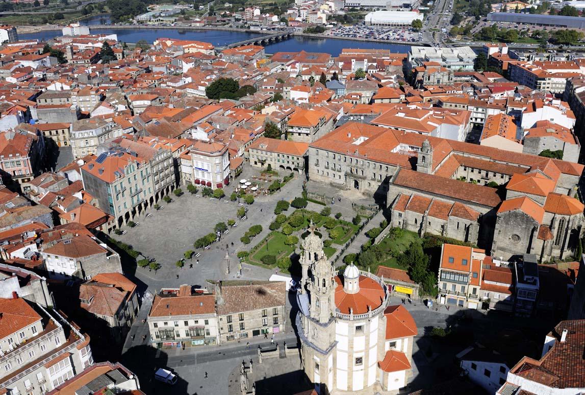 """Pontevedra recoñecida por Europa como """"exemplo de cidade"""""""