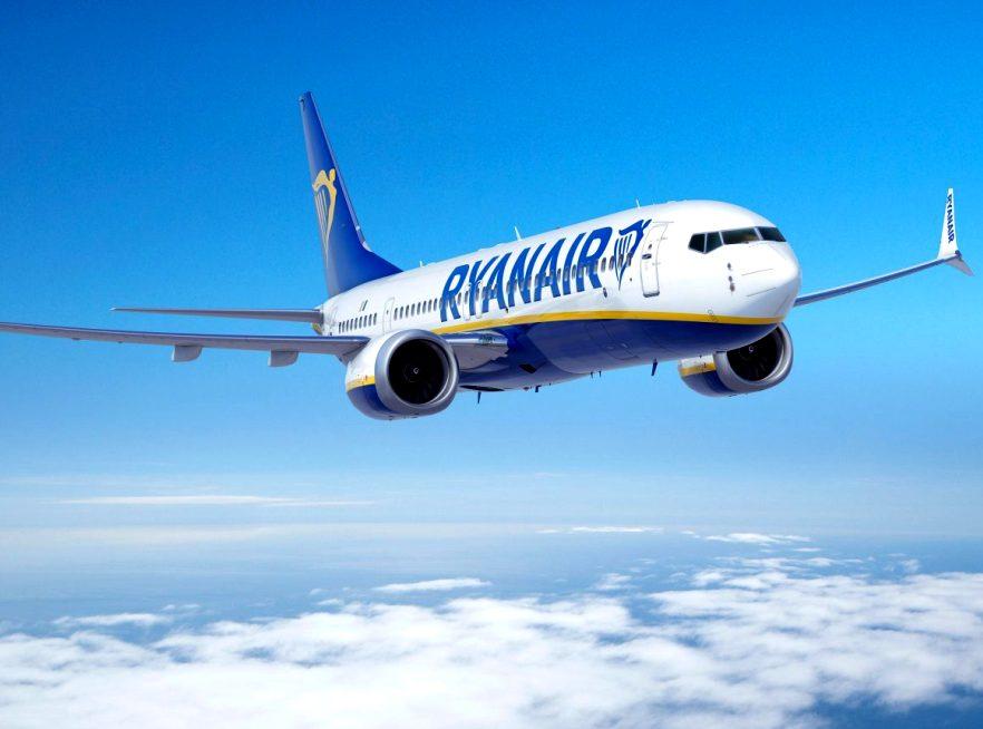 Ryanair vuelve a volar desde Vigo