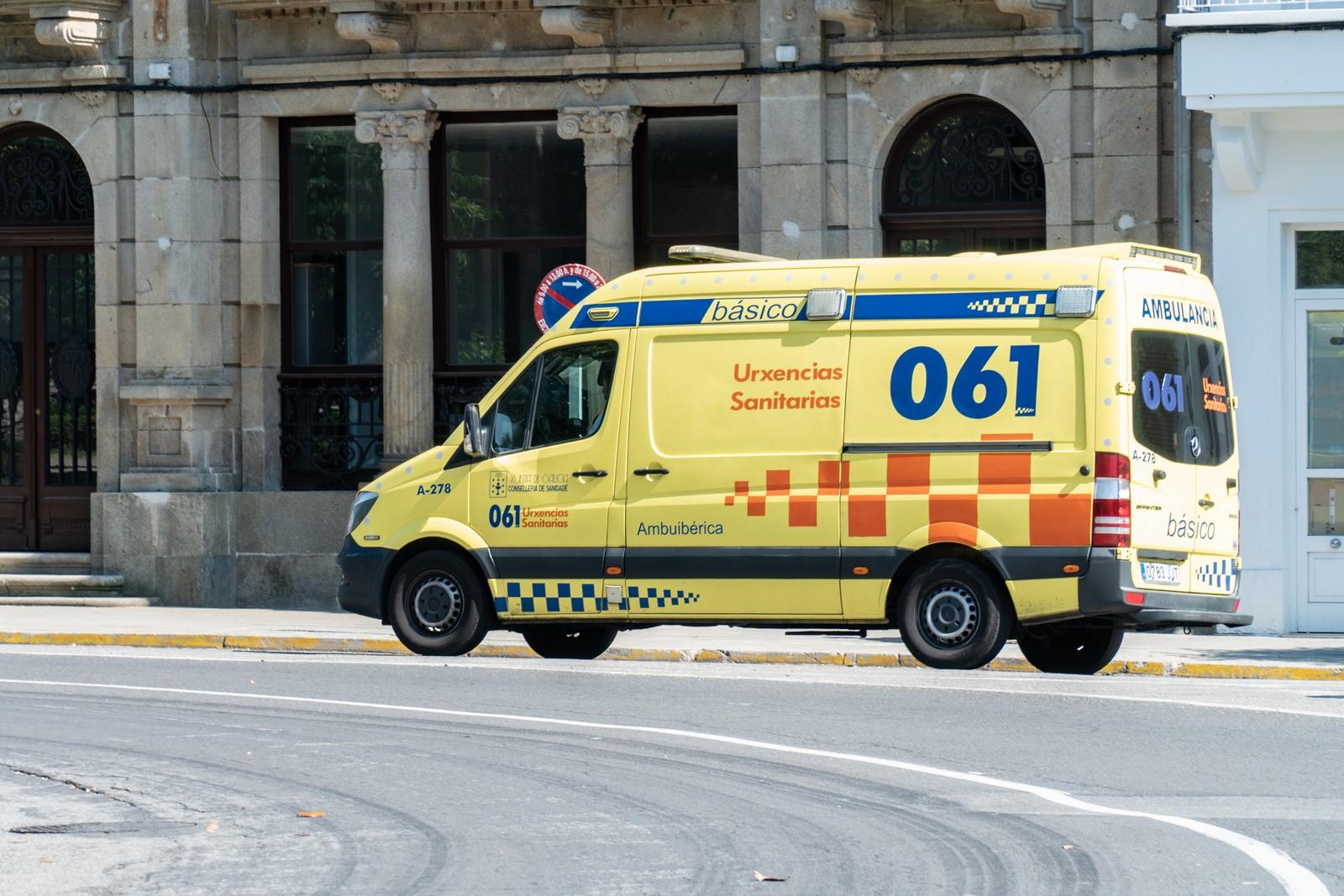 Un muerto y 55 heridos en las carreteras gallegas el fin de semana