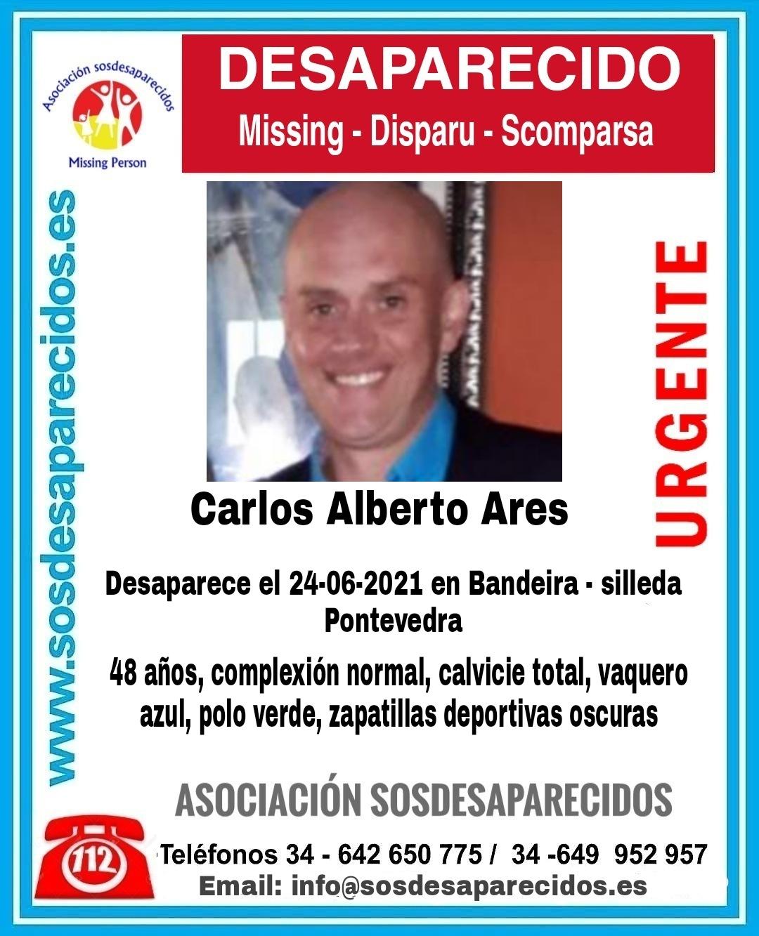 Carlos Alberto Ares