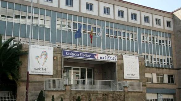 """Los Maristas condenan los """"abusos"""" a alumnos del colegio de Vigo en los años 60"""