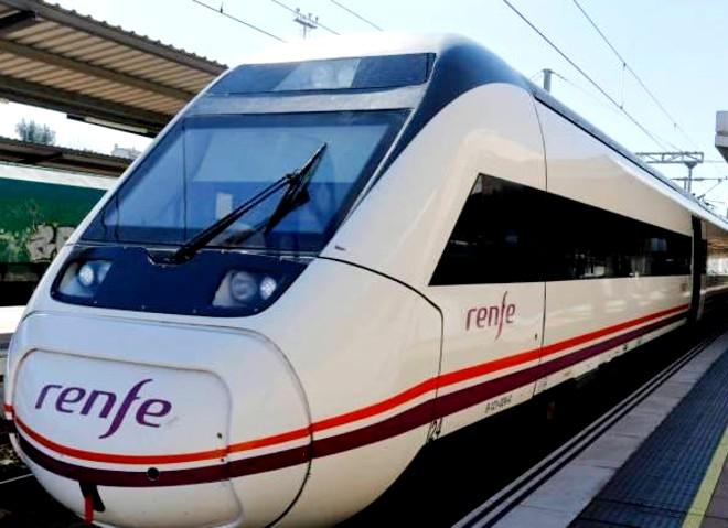 Renfe que un tren Vigo-Madrid irá por Santiago sin parar en Santiago