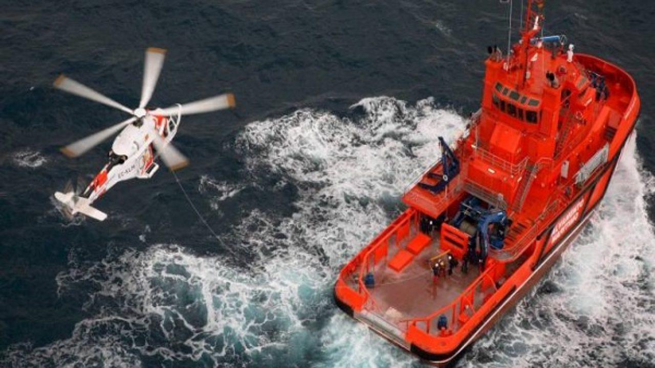Rescatado el cuerpo sin vida del marinero desaparecido en el naufragio del 'Sempre Güeto'